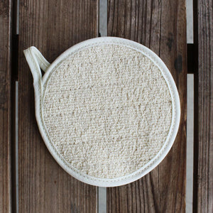 "C-Ctn - Cotton 6"" Round Pot Holder"