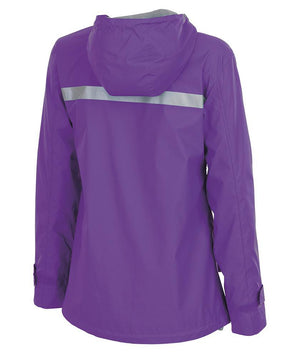 CR 5099 Rainjacket - Purple