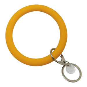 BB - Bracelet Key Chain - Mango Orange