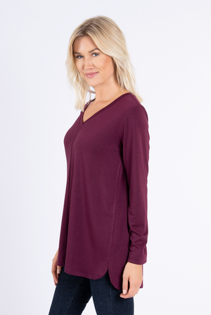 SN - Simply Noelle Everyday Long Sleeve Top - Small/Medium (8-10)