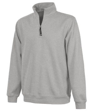 CR 9359 Crosswind Qtr Zip Sweatshirt - Oxford