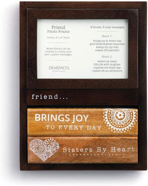 DEM - Photo Frame - Friend