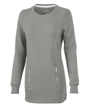 CR 5653 North Hampton Sweatshirt - Heather Grey