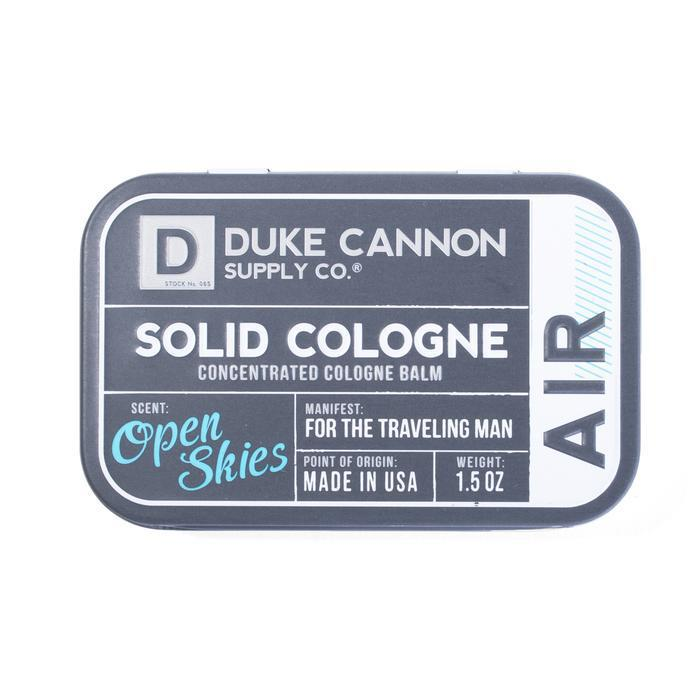 DC - Solid Cologne - Air