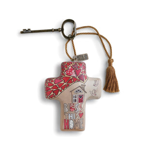 Artful Cross - Bless This Home
