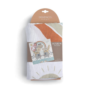 Photo Swaddle - Noah's Ark