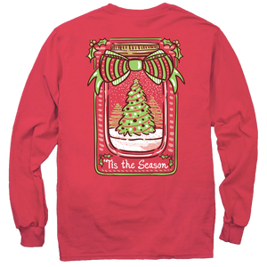 Itsa - Tis The Season - Long Sleeve - Red
