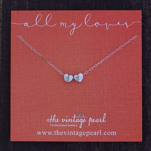 Necklace - All My Loves - Silver