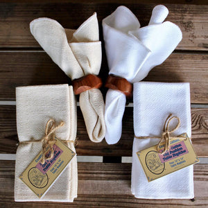 "C-Ctn - Cotton Table Napkins 14"" x 14"""