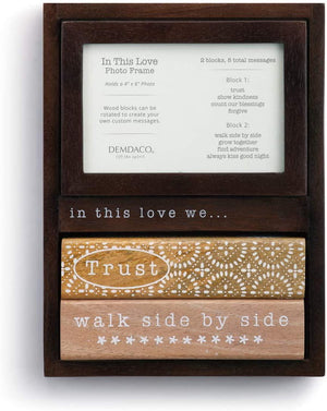 Photo Frame - In This Love