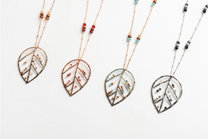 SN - Woodland Pendant Necklace