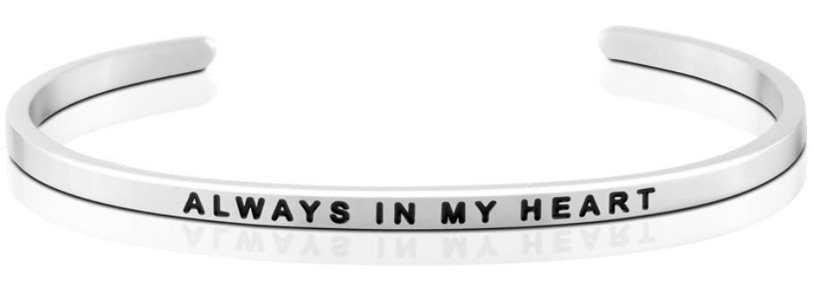 MB - Bracelet - Always In My Heart