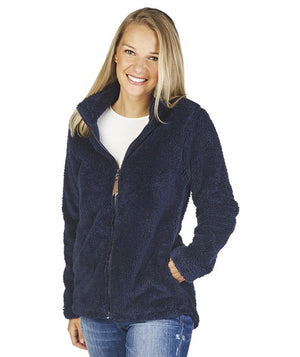 CR 5978 - Newport Fleece Jacket Navy