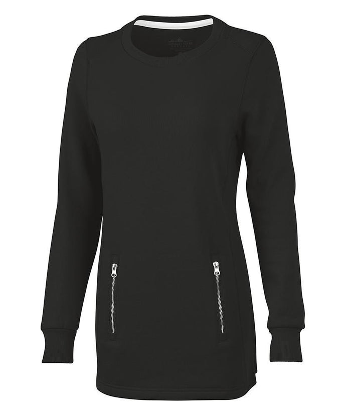 CR 5653 North Hampton Sweatshirt - Black