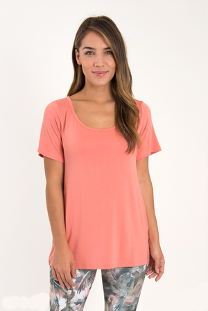 SN - Simply Noelle Knot This Way Top - Small/Medium (8-10)