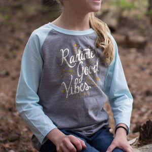 Itsa - YOUTH RAGLAN - Good Vibes