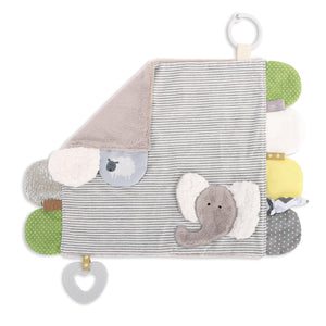 Activity Blankie - Elephant