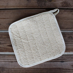 "C-Ctn - Cotton 8"" Square Pot Holder"
