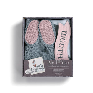 DEM - My First Year Gift Set - Girl