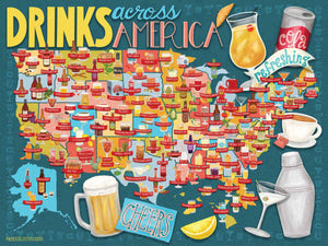 TSP - Drinks Across America Puzzle