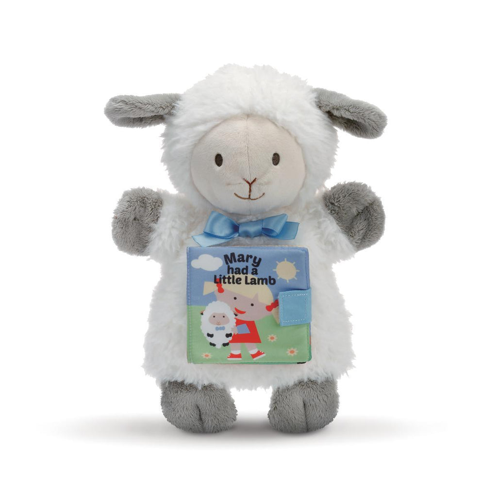 DEM - Puppet Book - Mary Had A Little Lamb