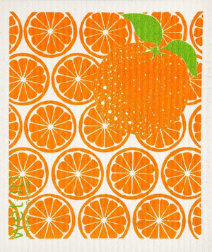 Wet-It! Swedish Cloth - Orange Slices