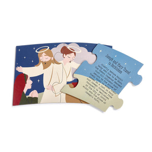 Christmas Puzzle - Learn The Christmas Story