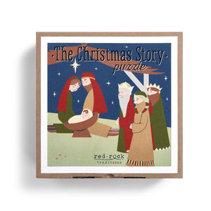 DEM - Christmas Puzzle - Learn The Christmas Story