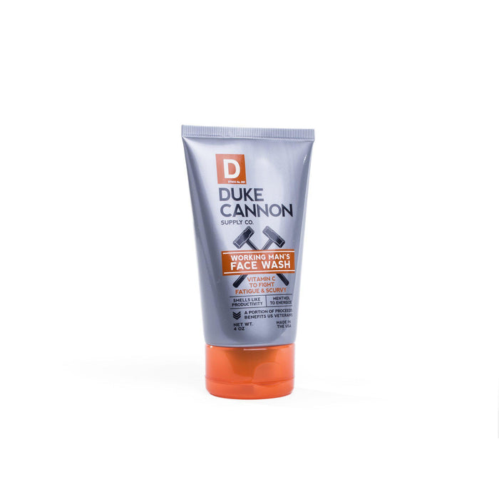 DC - Working Man's Face Wash