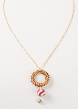 SN - Simply Noelle Nautical Circle Necklace