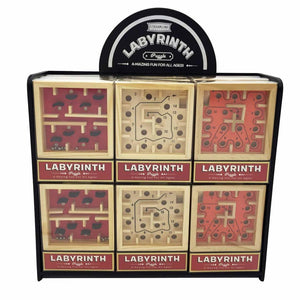 StL - Labyrinth Puzzle - Assorted Puzzles