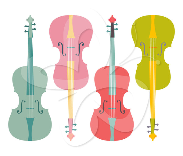 Violin lesson (4 private sessions) - Each session for 45 min