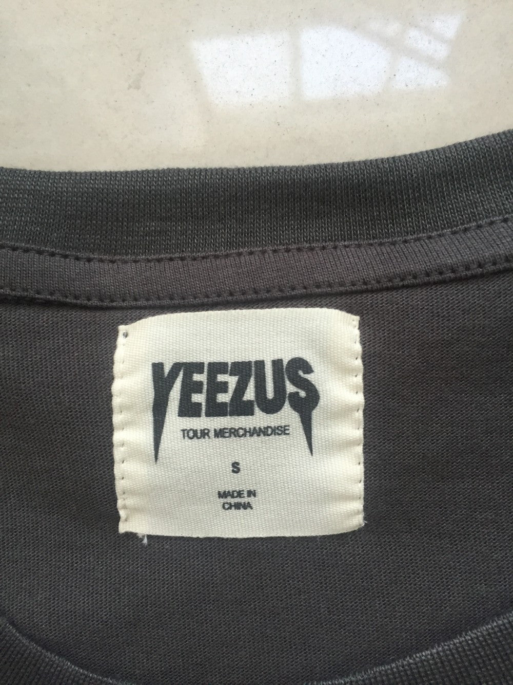 8440c1593300a Yeezus Tour Shirts