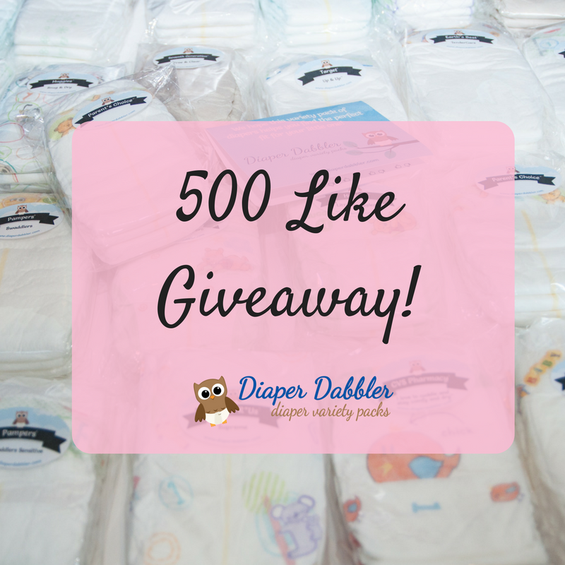 500 Facebook Likes Giveaway!