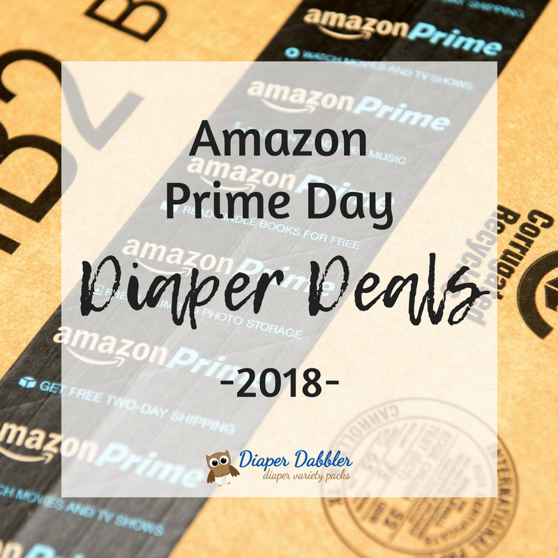 Amazon Prime Day Diaper Deals 2018