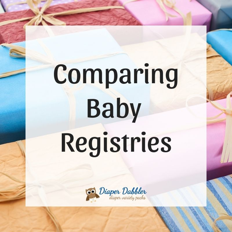 Comparing Baby Registries: Find the best baby regsitry