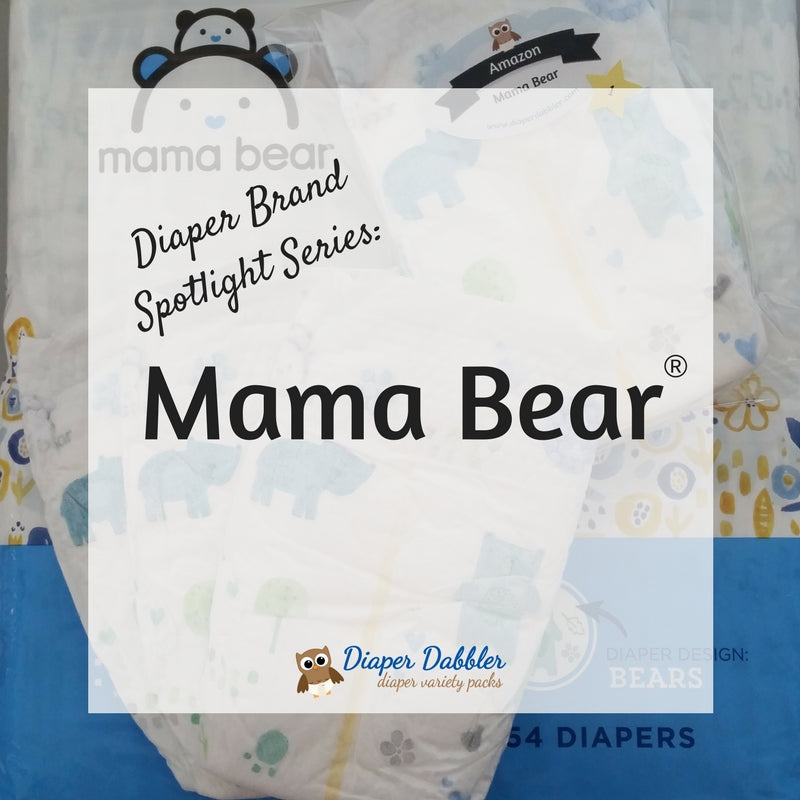 Diaper Brand Spotlight Series: Mama Bear