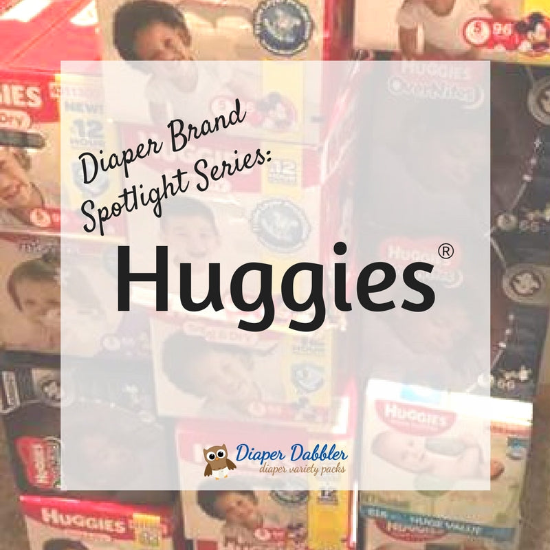 Diaper Brand Spotlight Series: Huggies