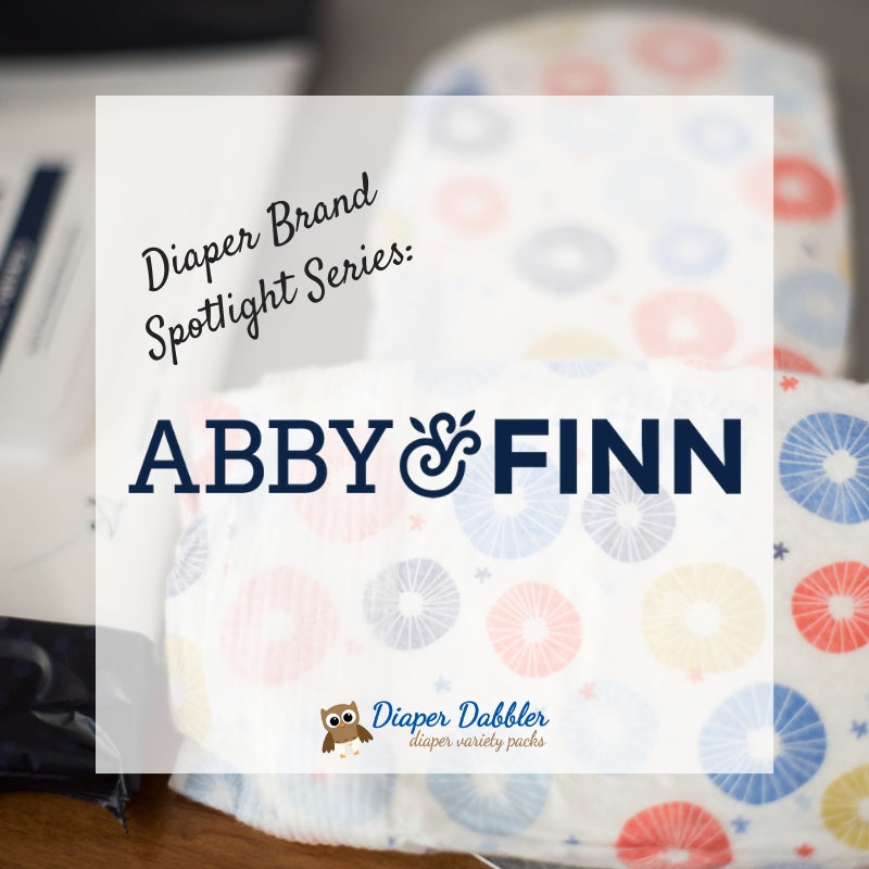 Diaper Brand Spotlight Series: ABBY&FINN