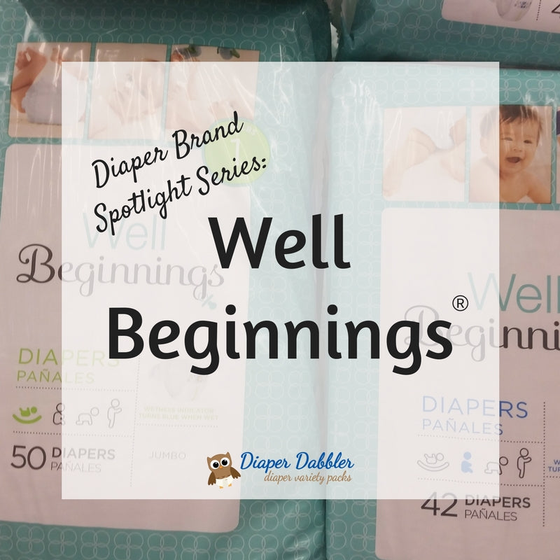 Diaper Brand Spotlight Series: Well Beginnings