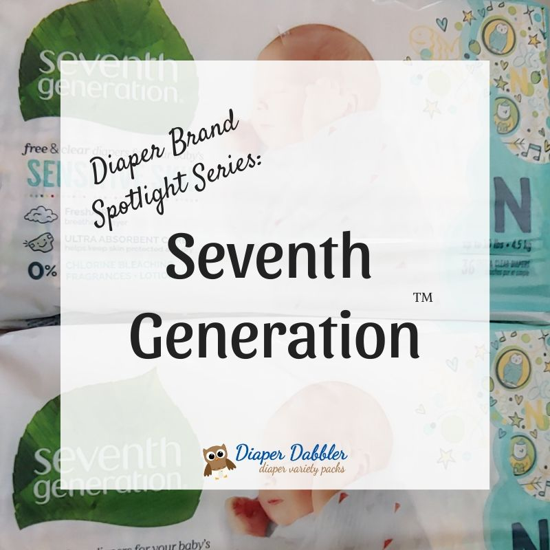 Diaper Brand Spotlight Series: Seventh Generation