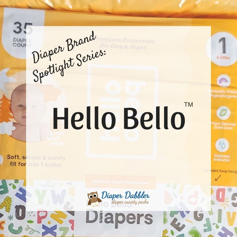 Diaper Brand Spotlight Series: Hello Bello