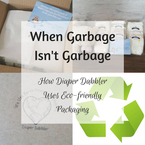 When Garbage Isn't Garbage: How Diaper Dabbler Uses Eco-friendly Packaging