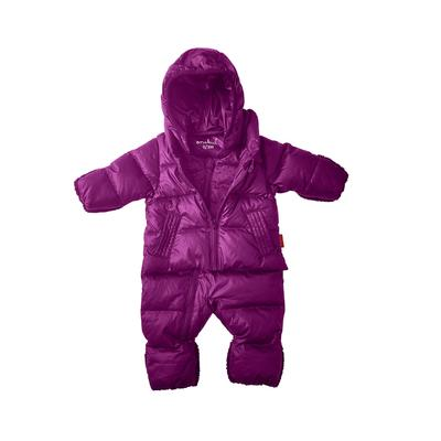 Purple Infant Road Coat snowsuit - Onekid