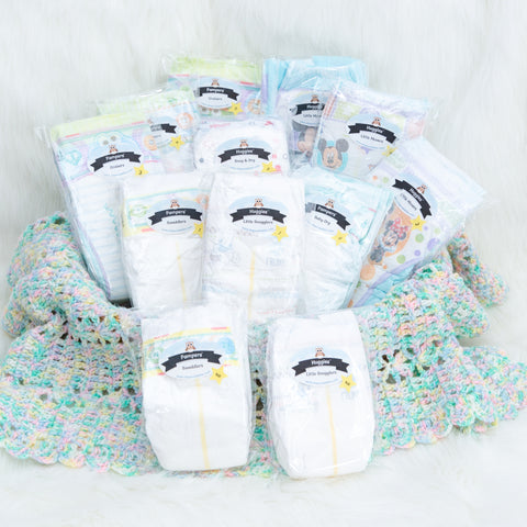 Caregiver's Choice Diaper Sampler Package