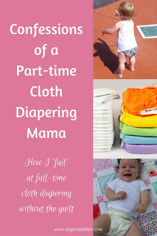 Confessions of a Part-time Cloth Diapering Mama Pinterest