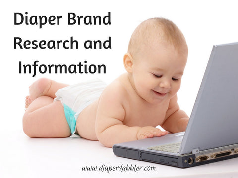 Diaper Brand Research and Information