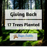 Giving Back: 17 Trees Planted in 2016