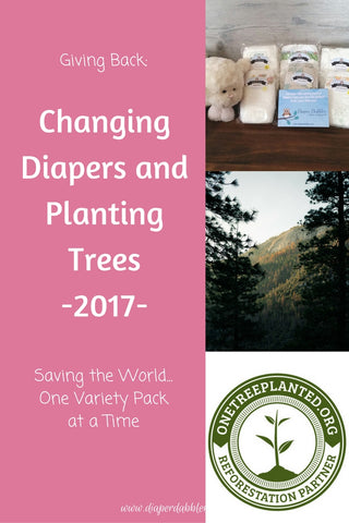 Changing Diapers and Planting Trees Pinterest