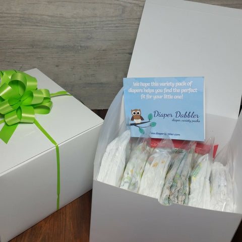 Diaper Dabbler Diaper Variety Packages